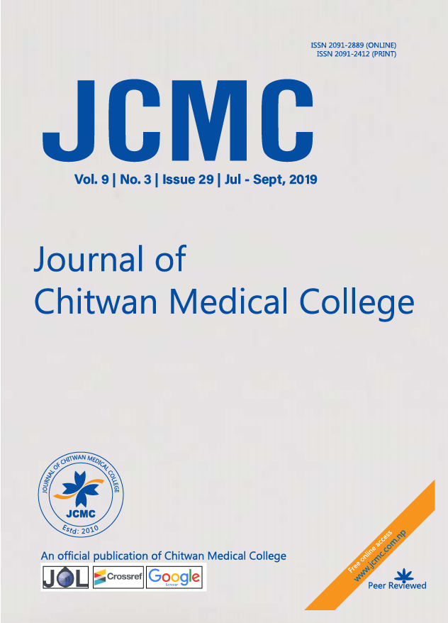 JCMC | Volume 9 | Number 3 | Issue 29 | Jul-Sept 2019