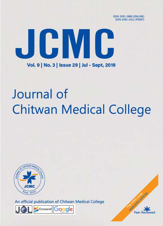 JCMC | Volume 9 | Number 3 | Issue 29 | Jul-Sept 2019